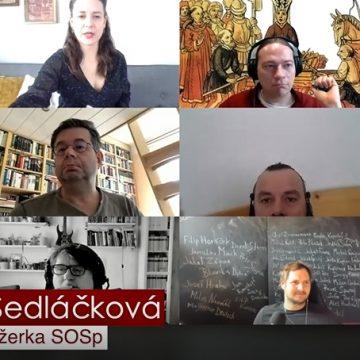 Aprílové povídání s novináři o tom, jak žádná cenzura není